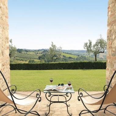 Il Borgo di Villa-Bossi Pucci Private Terrace